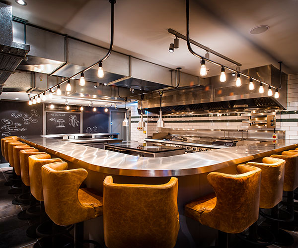 Chef's Tables